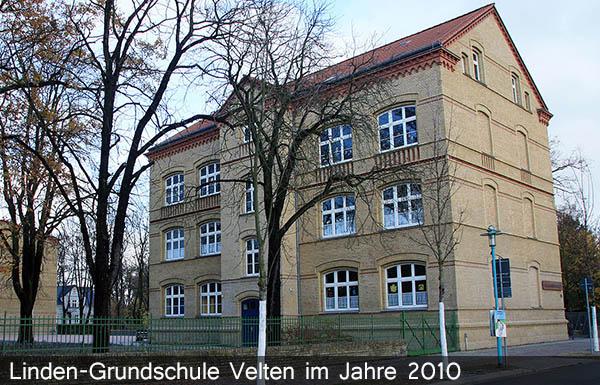 Linden-Grundschule Velten 2010 (Knabenschule)
